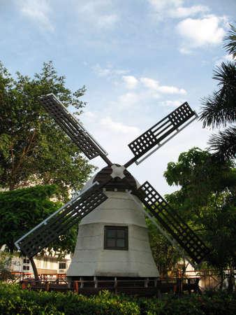 Un mulino a vento olandese in Malesia la citt� di Malacca, una volta occupato dal olandese, e quindi ha molto influenza olandese.