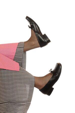 dirndl: Shoes to a Bavarian dirndl