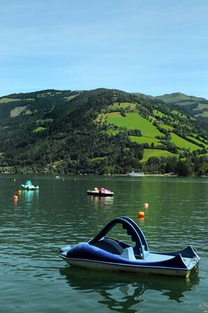 zell am see: Zell am See Stock Photo