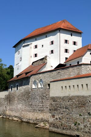 Passau fortress photo