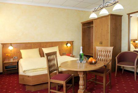 Junior suite in a hotel Stock Photo - 6047065