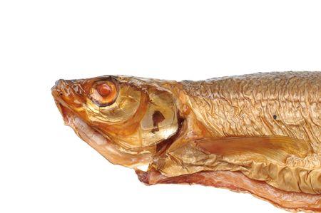 whitefish: Smoked whitefish from the Bavarian Chiemsee