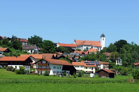 rott: Rott am Inn cerca de Wasserburg en Baviera