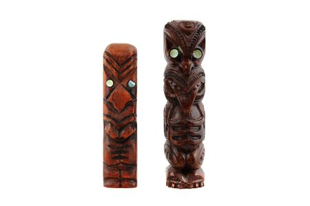 Maori handicraft  photo