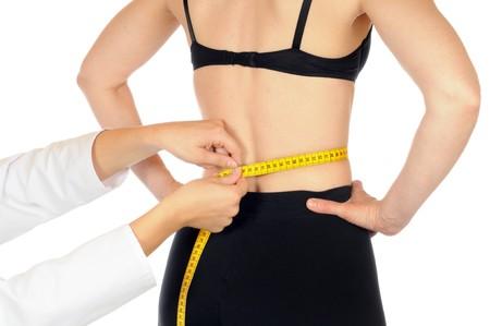 Measurement of waist  photo