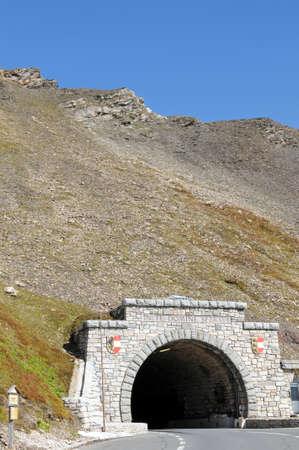 hochalpenstrasse: The Grossglockner - Hochalpenstrasse is one of the most famous alpine roads in Austria, here the Hochtor