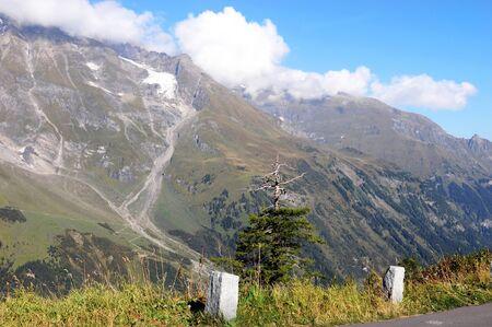 hochalpenstrasse: The Grossglockner - Hochalpenstrasse is one of the most famous alpine roads in Austria