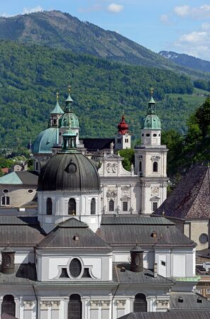 Salzburg in Austria photo