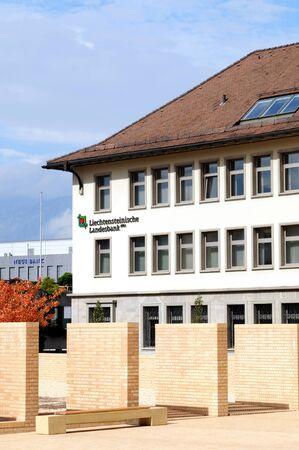 Liechtensteinische Landesbank'tır z? KreditiLiechtensteinische Landesbank traditionsreichsten t zu den Liechtenstein en traditionell bankalardan biridir Die
