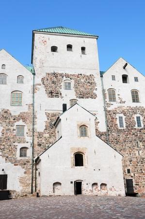 scandinavian peninsula: Turku Castle (fin. Turun linna, swed. Abo slott) had been built in late 13th century