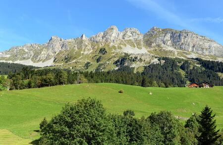 wonderfull: El Klausen Pass en Suiza 1948 m conecta Uri y Glarus y ofrece unas vistas maravillosas