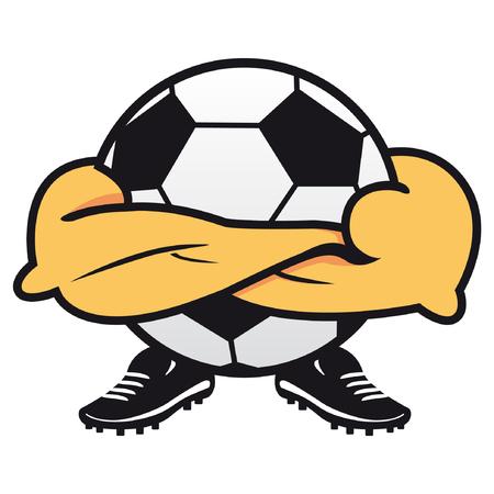 strongman: Football strongman