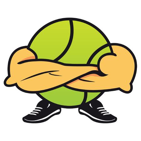 strongman: Tenis strongman