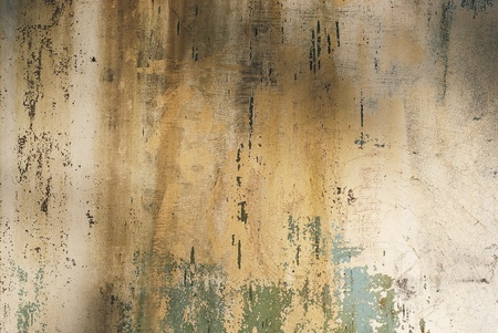 grunge textures: Dirty mangy old wall