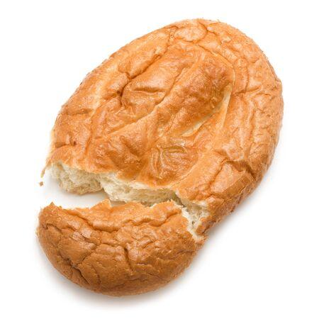 East matnakash bread, isolated on  white background