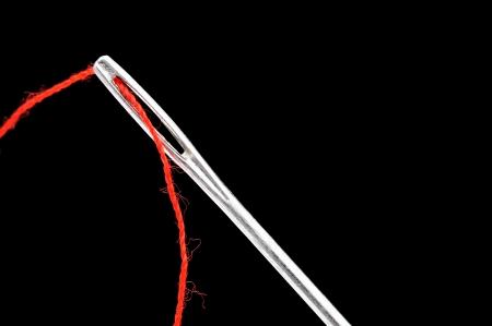 Needle and thread