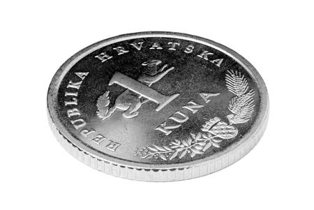 shoppe: One coin Croatian Kuna
