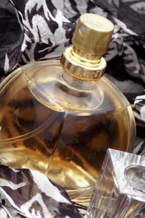 レディース香水 写真素材