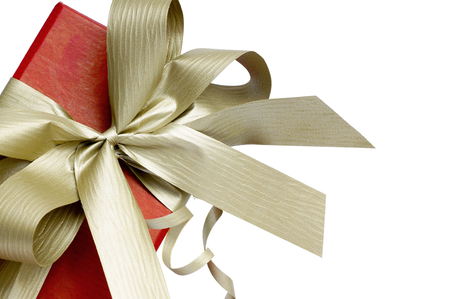 obliged: A gift with ribbon