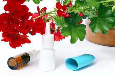 healers: Nasal drops against the allergic rhinitis