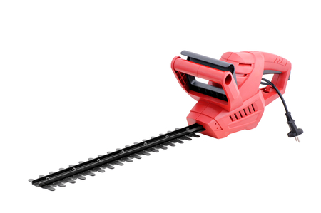 clippers: Electric hedge trimmer
