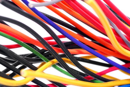 voltages: Electrical wires