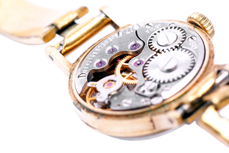 bandwagon: Old ladies wrist watch