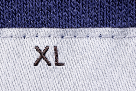 dimensionality: Brand clothing size xl