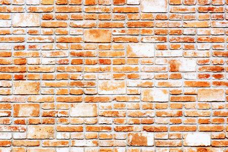 Wall made of bricks  photo