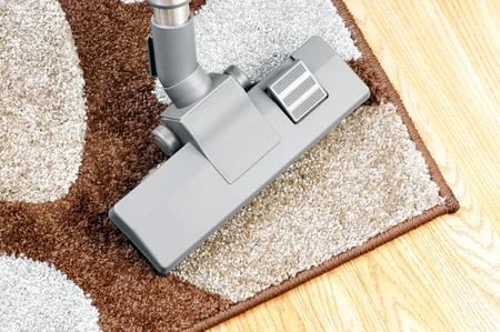 airflow: Vacuuming carpets