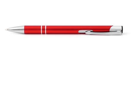 stationery needs: Ballpoint pen.,
