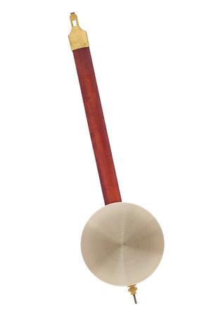 reloj de pendulo: Relój de péndulo. Foto de archivo