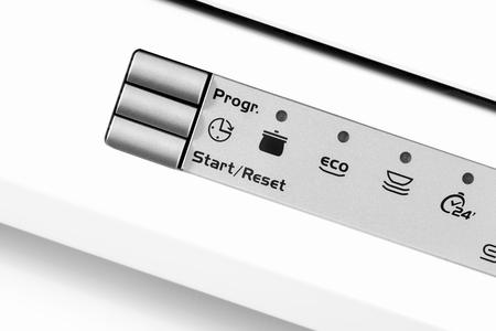 electronically: Control Panel dishwashers.