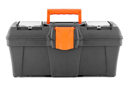 Portable tool box. Фото со стока