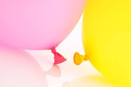 Air balloons.