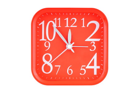 Analog clock. Stock Photo