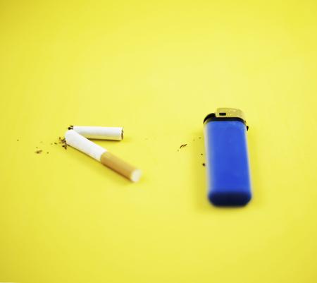 Stop smoking lighter
