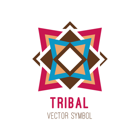 Native tribal logo