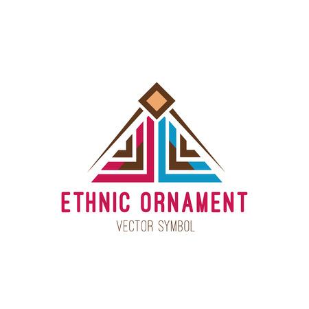 Native tribal logo