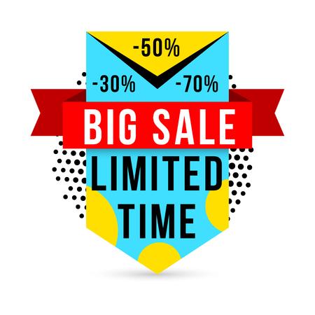 best buy: Big sale banner