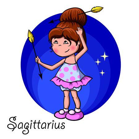 zodiak: zodiac signs Illustration