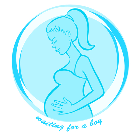 expectant mother: pregnant woman