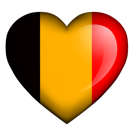 national geographic: flag of belgium