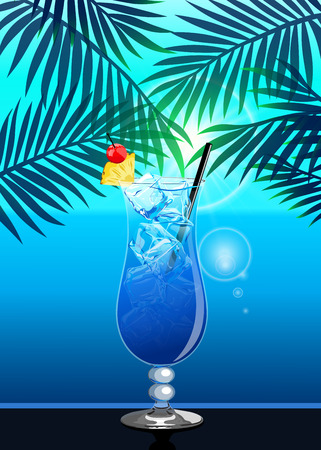Hawaii cocktail.