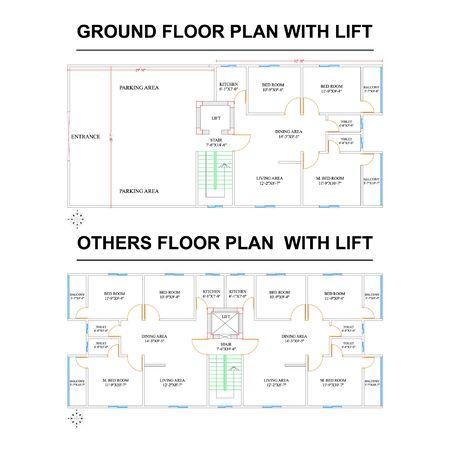 Autocad 2d room plan, CAD room plan, autocad 2d, room plan, floor plan, autocad design, 2d room plan, house plan, house design, 2d