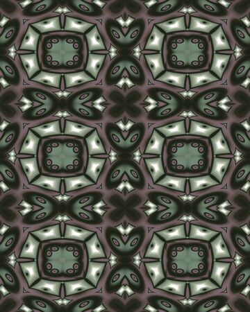 Abstract fractal wallpaper with a masculine, nautical theme