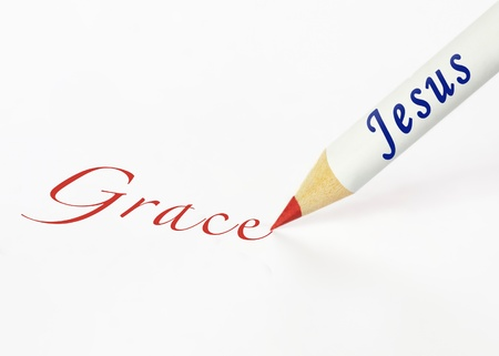イエス ・ キリストの恵みを綴る