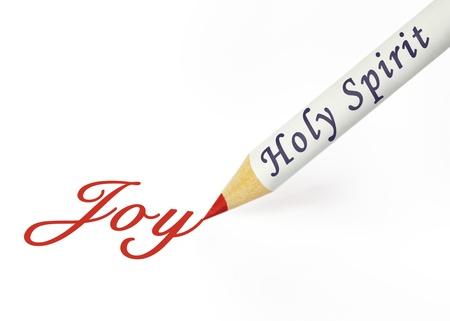 Fruit of the Spirit is joy photo