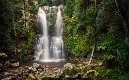 Minnamurra Falls in NSW, Australia photo