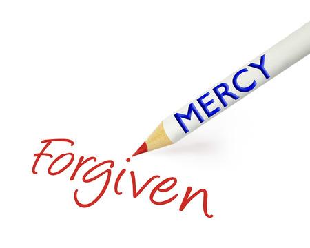 forgiven: mercy leads to forgiveness